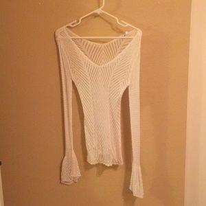Cachet Crochet Top